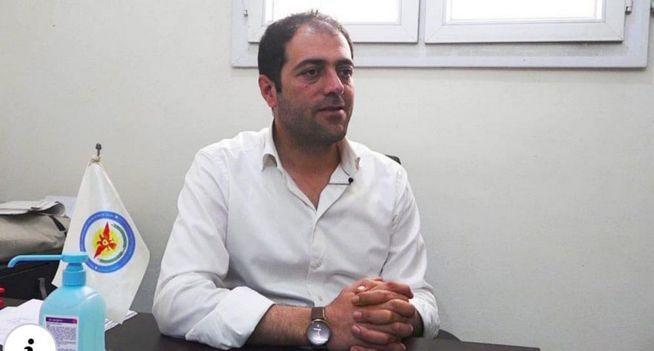 Ο Αχμέντ Μαχμούτ