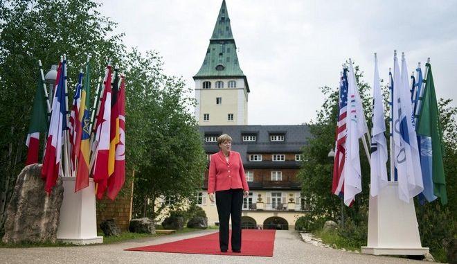G7 summit in Bavaria, on June 8, 2015 /     G7,  ,  8 , 2015