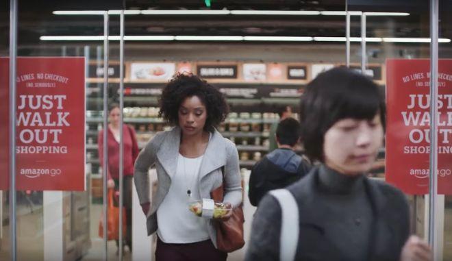 Amazon Go, το πρώτο κατάστημα χωρίς ουρές και ταμεία