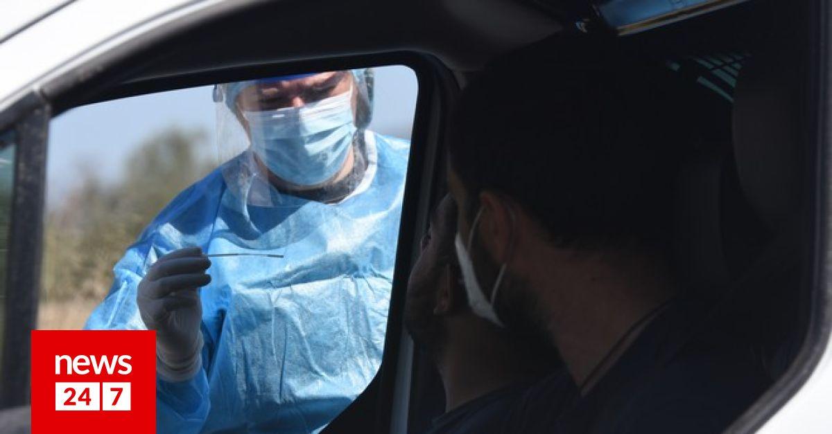 Κορονοϊός: 3228 νέα κρούσματα σήμερα στην Ελλάδα – 73 νεκροί και 776 διασωληνώσεις – Υγεία