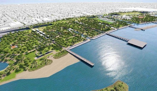 Προετοιμάζεται το νέο έργο για το παράκτιο πάρκο στο Φάληρο - Τι θα αλλάξει στην περιοχή