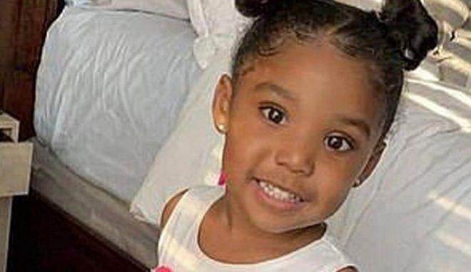 Τραγωδία στην Αλαμπάμα: 3χρονη που είχε απαχθεί βρέθηκε νεκρή μέσα σε κάδο σκουπιδιών