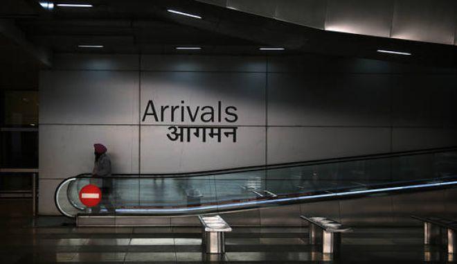 Διαρροή ραδιενεργού υλικού στο αεροδρόμιο του Νέου Δελχί