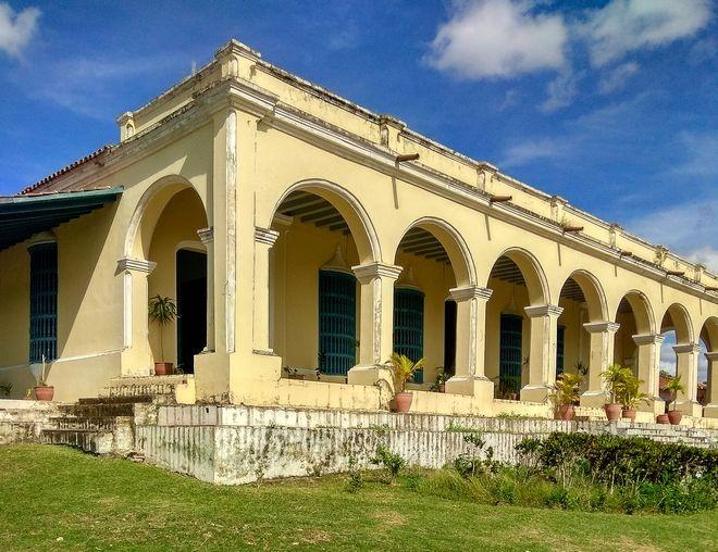 H χασιέντα Guaimaro στην Κοιλάδα του Ζαχαροκάλαμου στο Τρινιδάδ