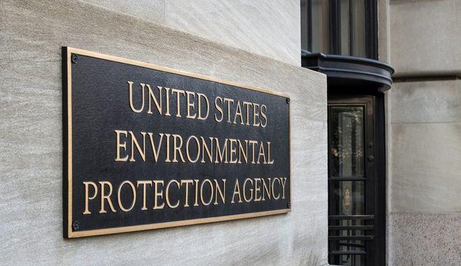 ΗΠΑ: Παραιτήθηκε ο διευθυντής Υπηρεσίας Προστασίας του Περιβάλλοντος