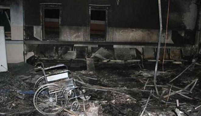 Πυρκαγιά σε νοσοκομείο στη Σαουδική Αραβία σκορπά το θάνατο σε τουλάχιστον 25 ανθρώπους