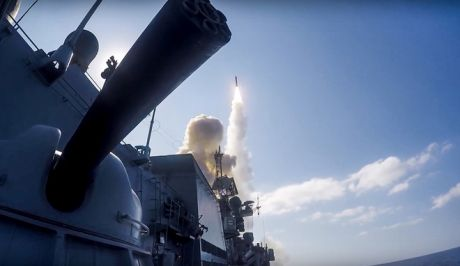 Ρωσικά πολεμικά πλοία, εξοπλισμένα με πυραύλους κρουζ Kalibr