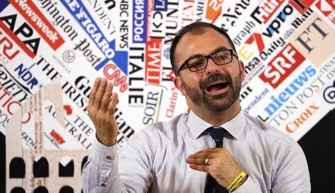 Ο Ιταλός υπουργός Παιδείας, Λορέντσο Φιοραμόντι