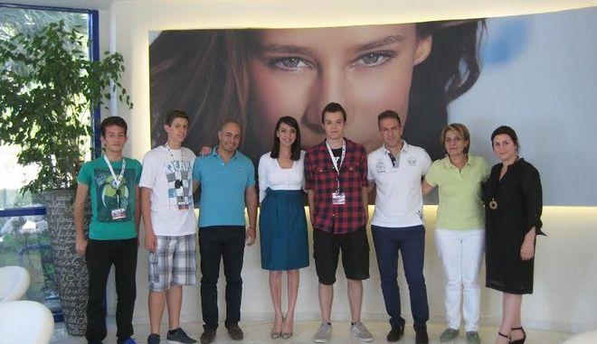 """Η Ιταλία κέρδισε τον πανευρωπαϊκό τελικό του μαθητικού διαγωνισμού """"Young Business Talents"""" της NIVEA"""