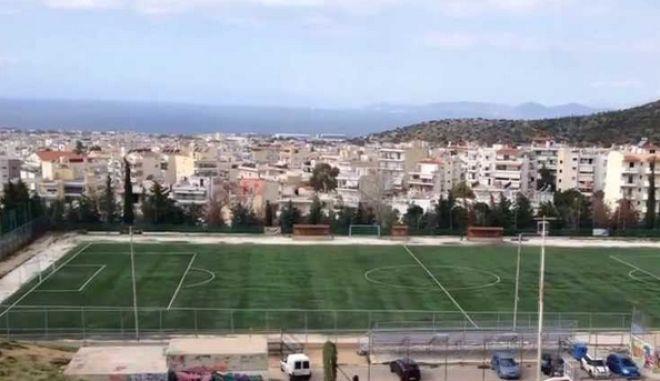 To γήπεδο της Τερψιθέας
