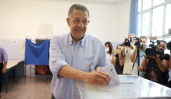 Νίκος Ταχιάος, Επαναληπτικές εκλογές 2019