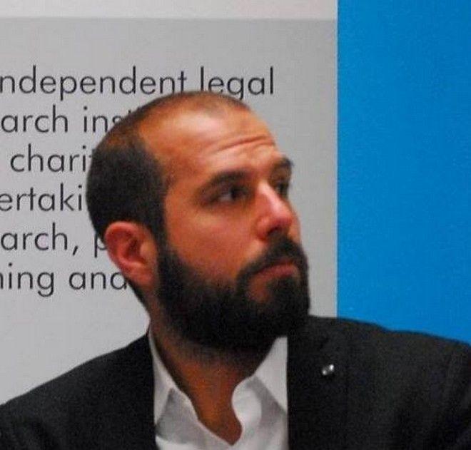 O αναπληρωτής Καθηγητής Δημοσίου Διεθνούς Δικαίου στη Νομική Σχολή του Πανεπιστημίου της Οξφόρδης Αντώνης Τζανακόπουλος