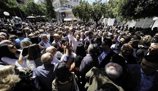 Εκλογές 2019: Το βάρος στις ανοιχτές συγκεντρώσεις ρίχνει ο Αλέξης Τσίπρας