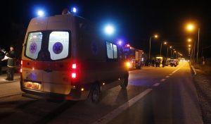Φρικτό τροχαίο: Οδηγός κάηκε ζωντανός