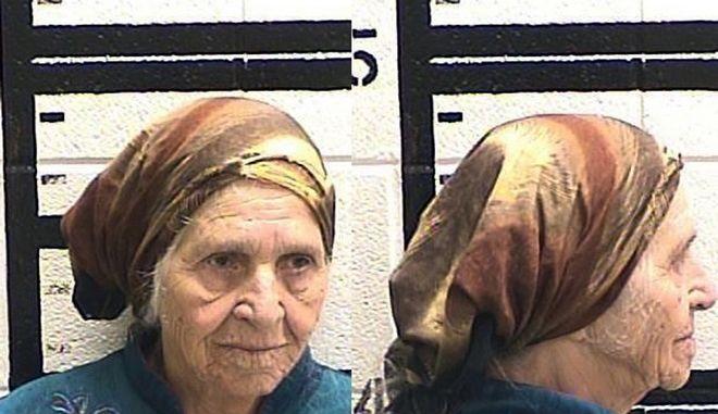 H 87χρονη που συνελήφθη