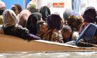 Βάρκα με μετανάστες στην Ιταλία