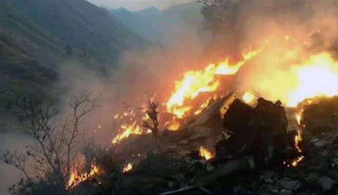 Πακιστάν: Έρευνες για τα αίτια του αεροπορικού δυστυχήματος