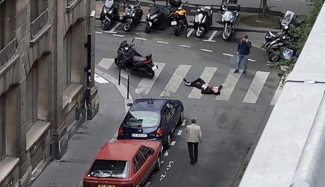 Επίθεση στο Παρίσι