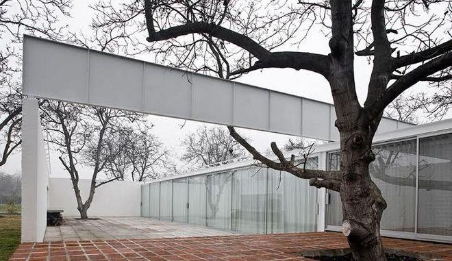 Ένας μαραθώνιος διάλογος με τη διεθνή αρχιτεκτονική