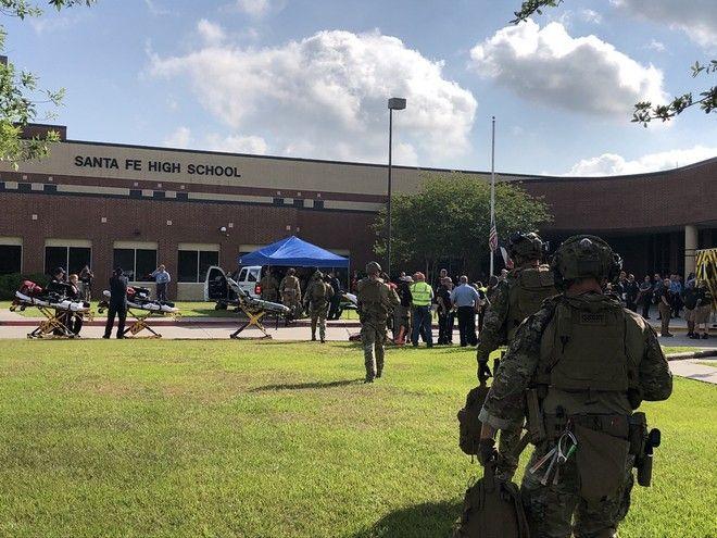 Πυροβολισμοί σε σχολείου του Τέξας