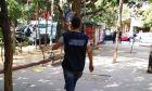 Κλιμάκια του Δήμου Αθηναίων στην Πλατεία Εξαρχείων