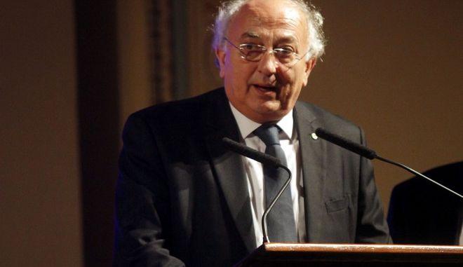 Ο υφυπουργός Εξωτερικών, Γιάννης Αμανατίδης
