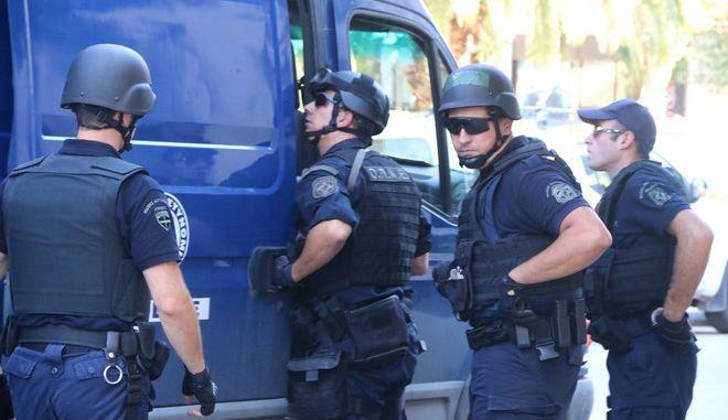Αστυνομία (eurokinissi Βασίλης Παπαδόπουλος)