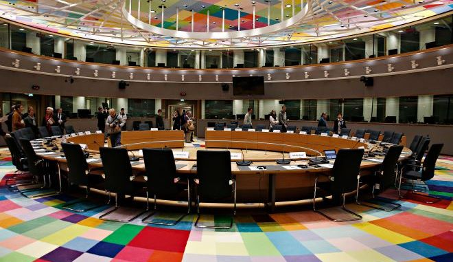 Το Ευρωπαϊκό Συμβούλιο στις Βρυξέλλες