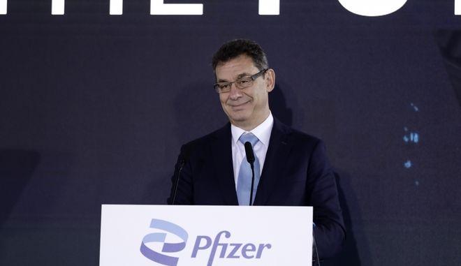 Άλμπερτ Μπουρλά: Η Θεσσαλονίκη κέρδισε με το σπαθί της την επένδυση της Pfizer