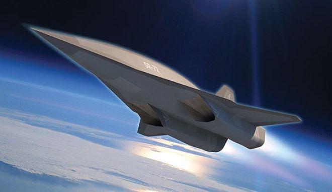 SR-72: Το νέο υπερόπλο των ΗΠΑ που είναι έξι φορές πιο γρήγορο από τον ήχο