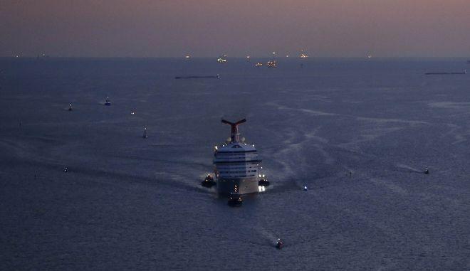 Πλοίο στο Μεξικό (ΦΩΤΟ Αρχείου)
