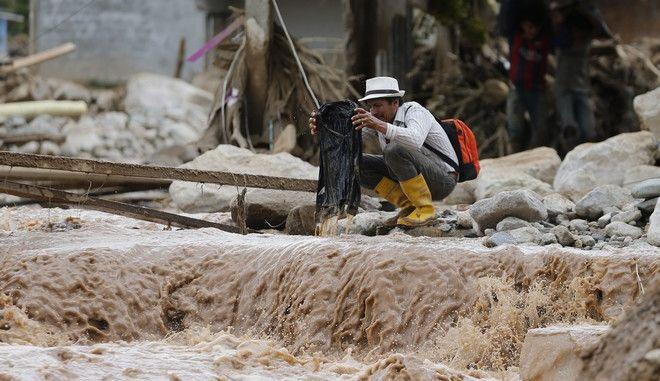 Κολομβία: Στους 254 αυξήθηκαν οι νεκροί από κατολίσθηση