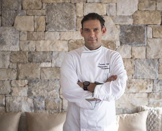 Ο Chef de cuisine του Nice N Easy στον Αστέρα Βουλιαγμένης, Κώστας Φιλιππόπουλος