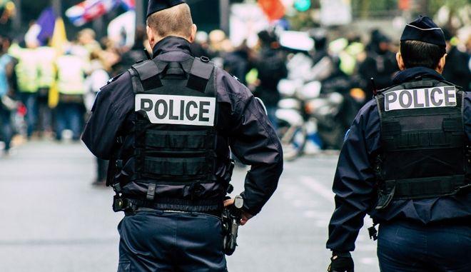 Άνδρες της Γαλλικής αστυνομίας