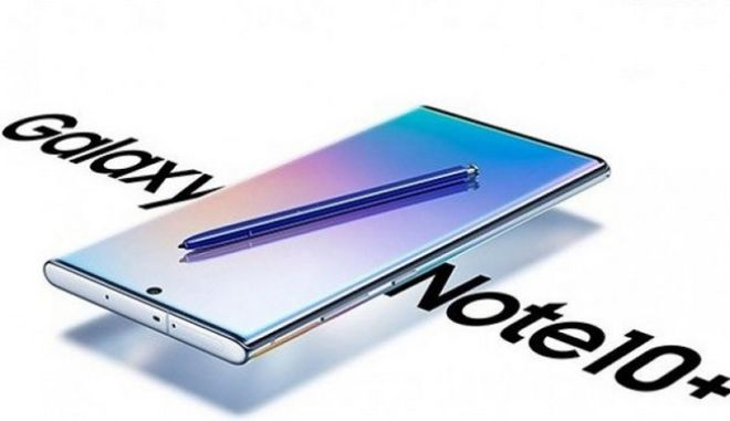Samsung Galaxy Note10, Note10+ και Watch Active2 σε επίσημα renders