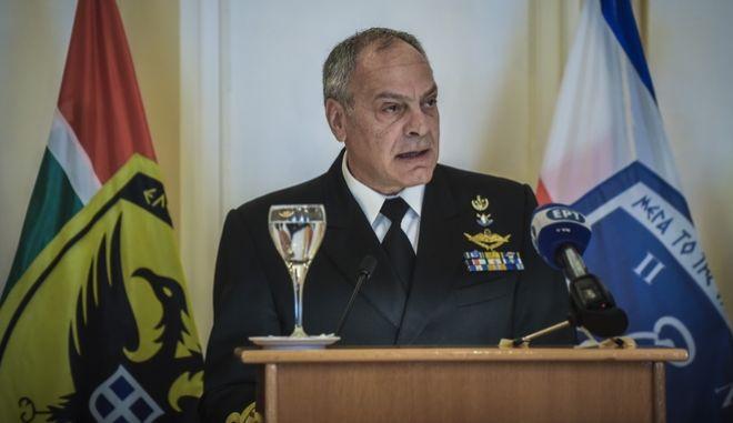 Αντιναύαρχος ε/α Αλ. Διακόπουλος
