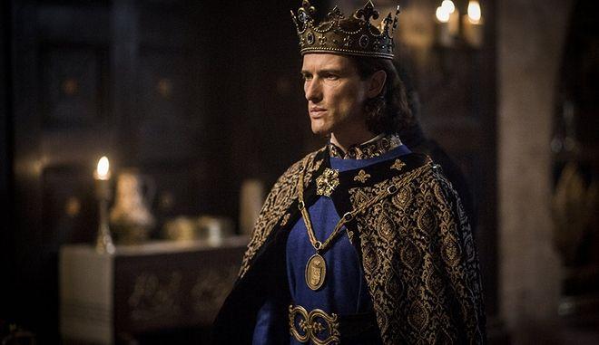 Ο βασιλιάς Φίλιππος στην σειρά ''Knightfall''