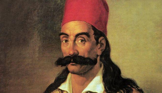 O Γεώργιος Καραϊσκάκης, ηγετική μορφή της Ελληνικής Επανάστασης