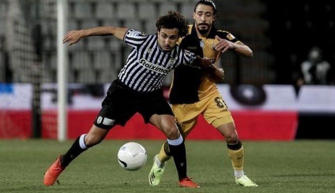 """ΠΑΟΚ - ΑΕΚ 2-2: Δεν έχασαν, αλλά """"χάθηκαν"""""""