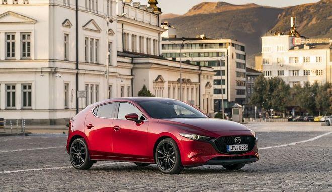 Το μοτέρ που χρειαζόταν το Mazda 3