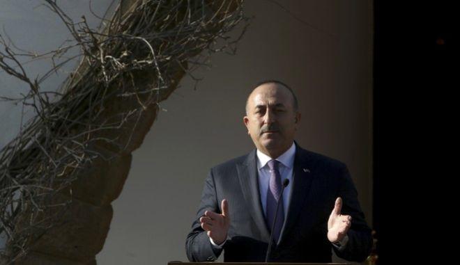 Σούπερ πρόκληση από Τσαβούσογλου: 'Έλληνες και Κύπριοι ονειρεύεστε'