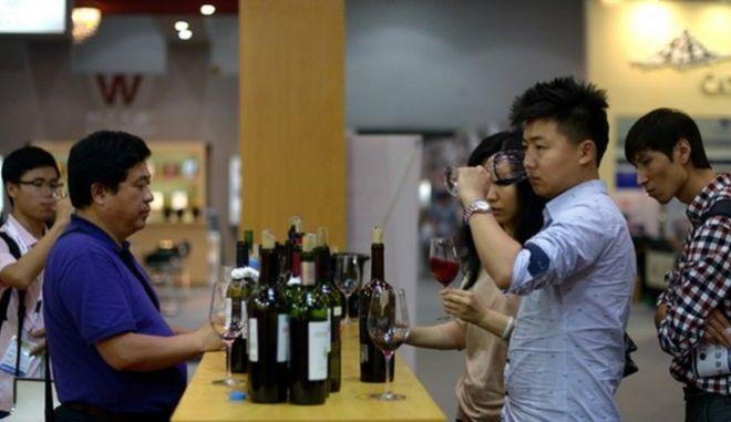 Το ελληνικό κρασί κάνει θραύση στη Νότια Κορέα
