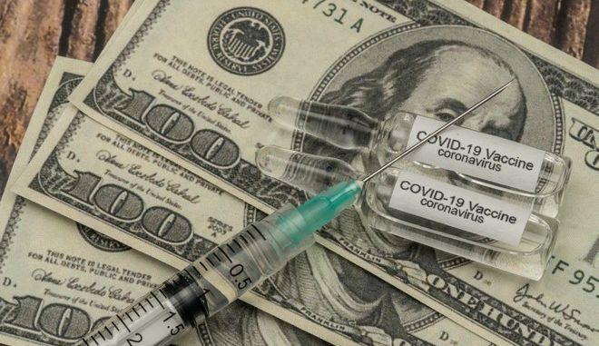 Ποιος βγάζει δισεκατομμύρια από τα εμβόλια κορονοϊού