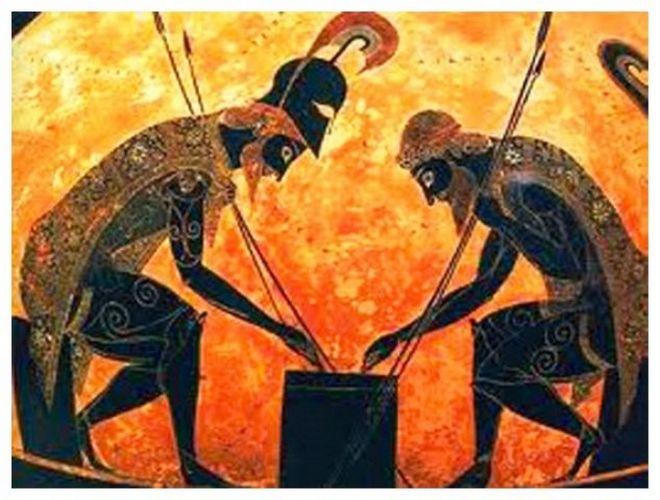 Μηχανή του Χρόνου: Ο τζόγος στην Αρχαία Ελλάδα- Τα κυβεία, η οστρακίνδα και η πόκα