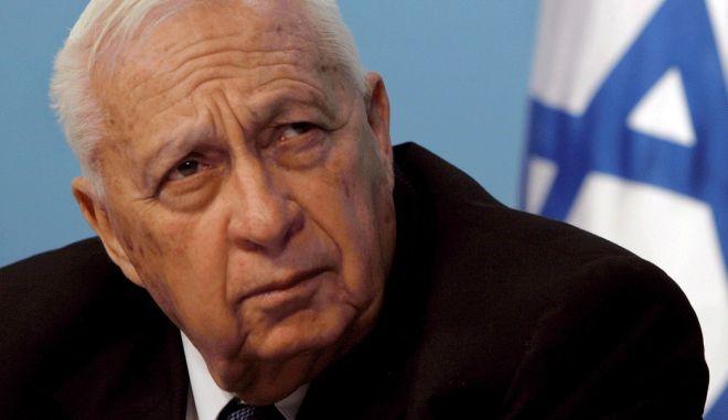 Πέθανε ο πρώην πρωθυπουργός του Ισραήλ, Αριέλ Σαρόν
