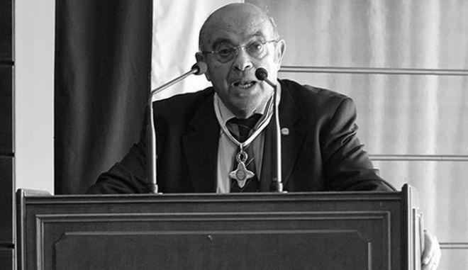 Πέθανε ο δημοσιογράφος, Αντώνης Πυλιαρός