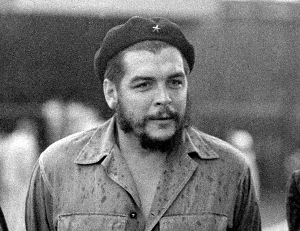 Ο Τσε Γκεβάρα τον Ιούνιο του 1962 στην Αβάνα της Κούβας.
