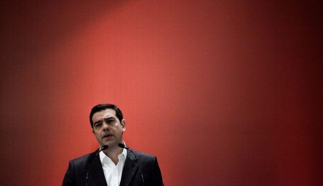 Ο πρόεδρος του ΣΥΡΙΖΑ 'καθοδηγητής' του πρωθυπουργού