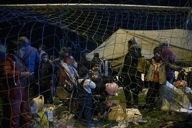Χιλιάδες άνθρωποι έμειναν άστεγοι μετά το σεισμό στην Αλβανία