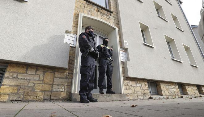 Αστυνομία στη Βιέννη